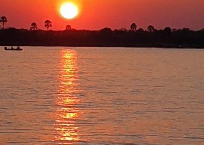 ZAMBIA ZAMBEZI RIVER