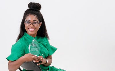 Koketso Menong – Africa's Mice Exemplary Female Leader of the Year 2019