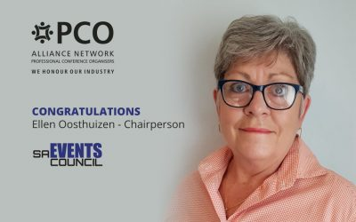 New Chairperson for SA Events Council